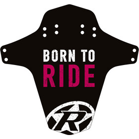 Reverse Solapa guardabarros, born to ride
